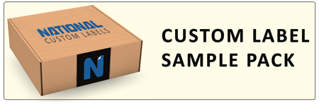 Custom Label Sample Pack